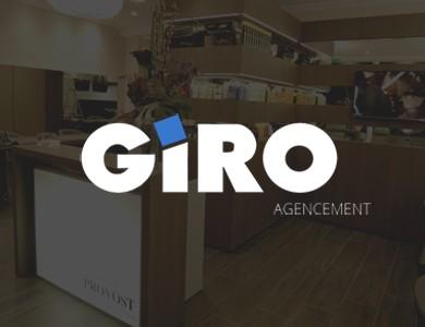 GIRO Agencement